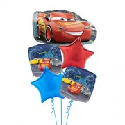 Mcqueen Balloon Kit - 5τμχ.