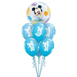 Baby Mickey Balloon Kit - 7τμχ.