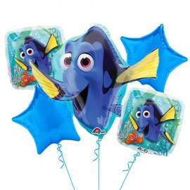 Finding Dory Balloon Kit - 5τμχ.
