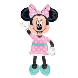 Μπαλόνι Minnie Mouse Airwalker 137cm