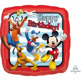 Μπαλόνι Foil Mickey Roadster Racers Happy Birthday