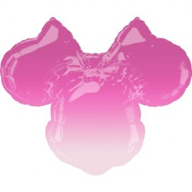 Μπαλόνι Foil Minnie Mouse Ombre