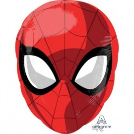 Μπαλόνι Foil Spiderman Mask