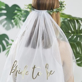 Στεφανάκι Bride to Be Botanical