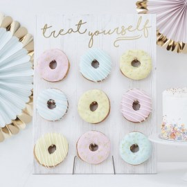 Donut Wall Treat Yourself